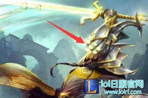 2.原画中的剑圣是带着眼镜的